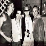 Rare Def Leppard/Ian Hunter Wantagh, NY 2000 Photo Posted Online.