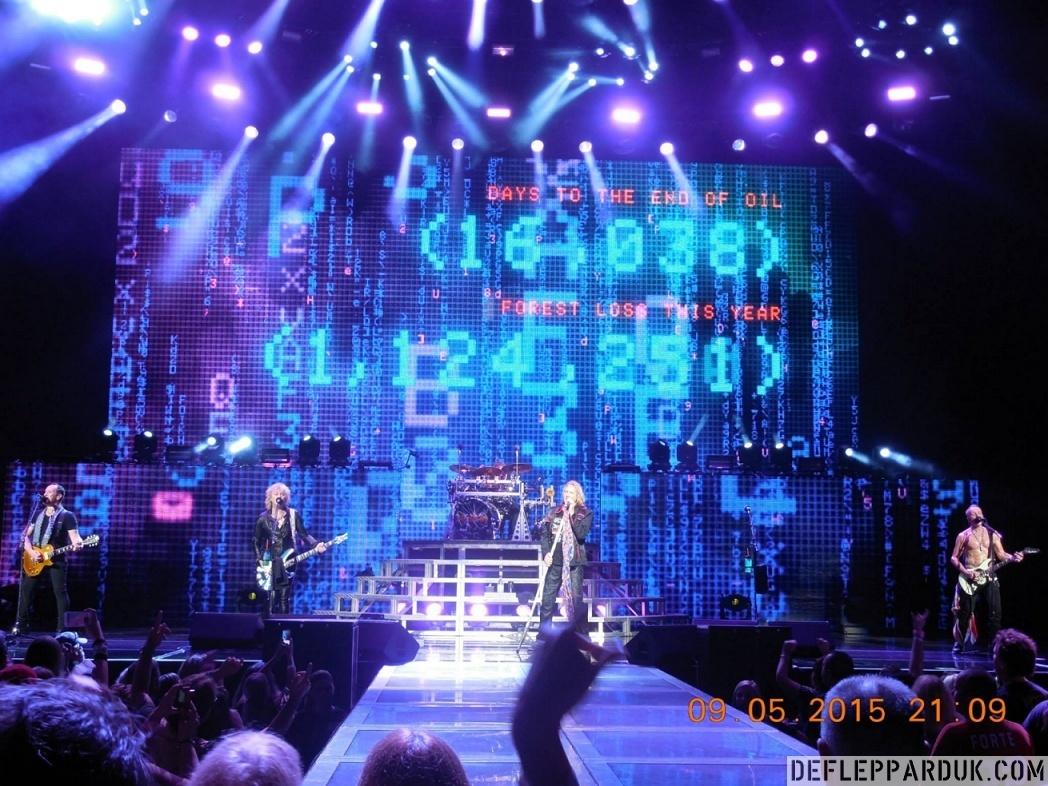 Def Leppard Tour Chicago