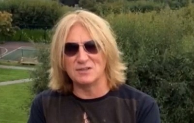 Joe Elliott 2014.