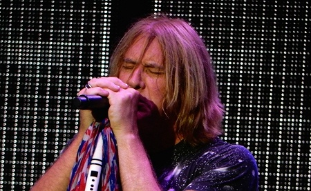 Joe Elliott 2016.