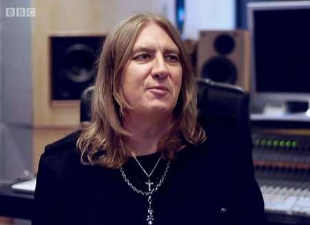Joe Elliott 2011.