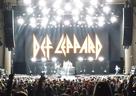 Def Leppard End 2017 US Tour In Indianapolis (Show Report).