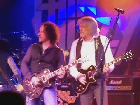 Thin Lizzy 2011.