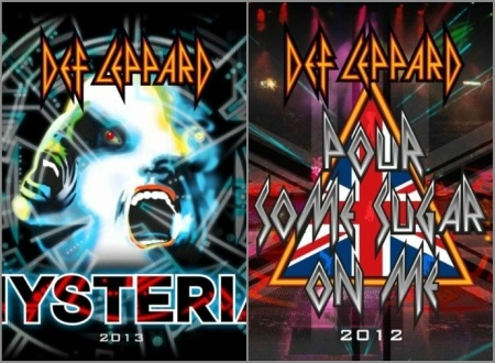 Def Leppard Re-Records.