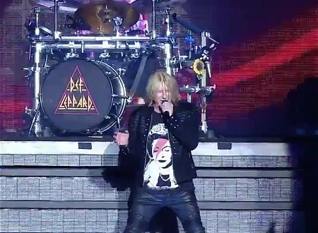 Def Leppard Television 2019.