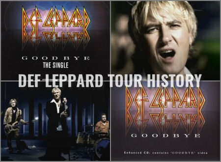 Def Leppard History