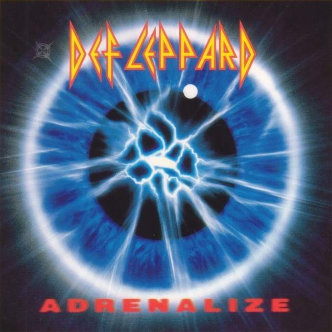 Adrenalize World Tour 1992/1993.