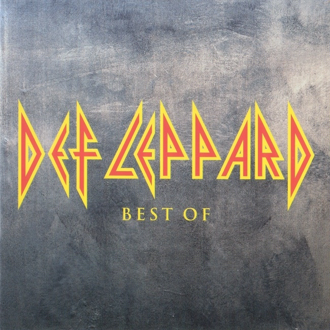 Best Of Def Leppard 2004.
