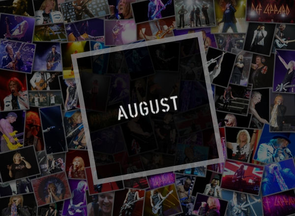 Def Leppard News August 2020