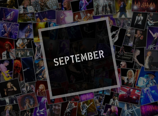 Def Leppard News September 2019