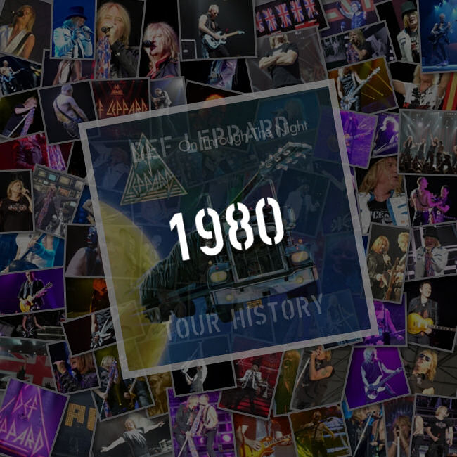 Songs Played 1980