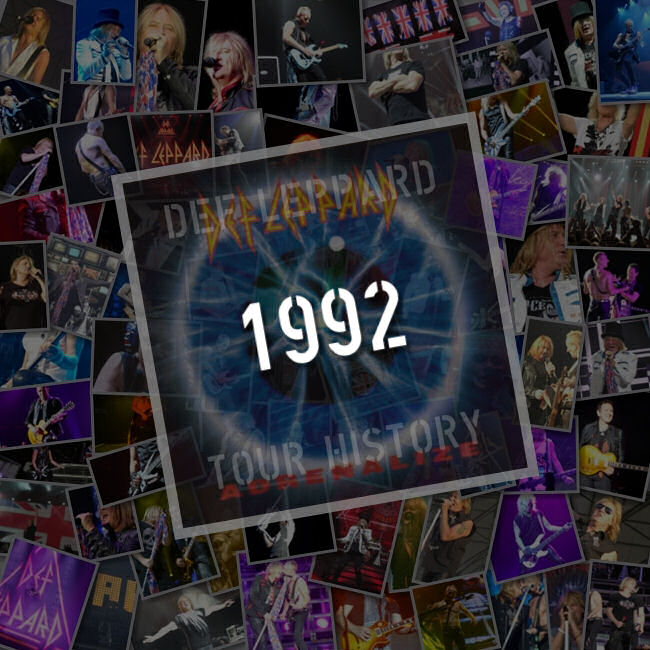 Songs Played 1992-1993
