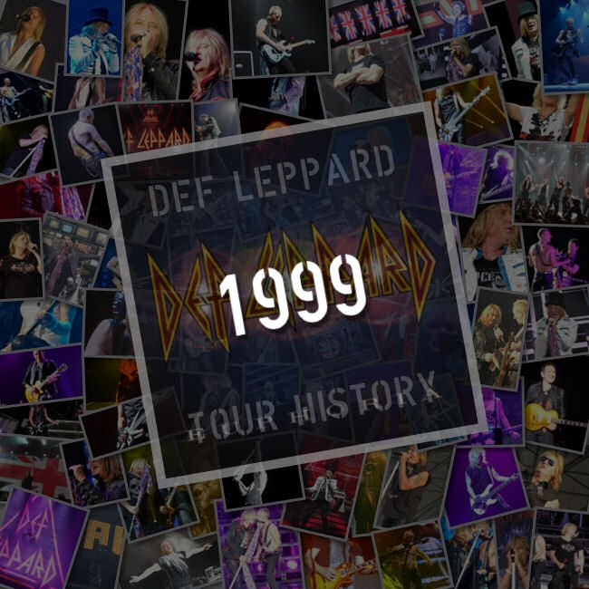 Songs Played 1999-2001