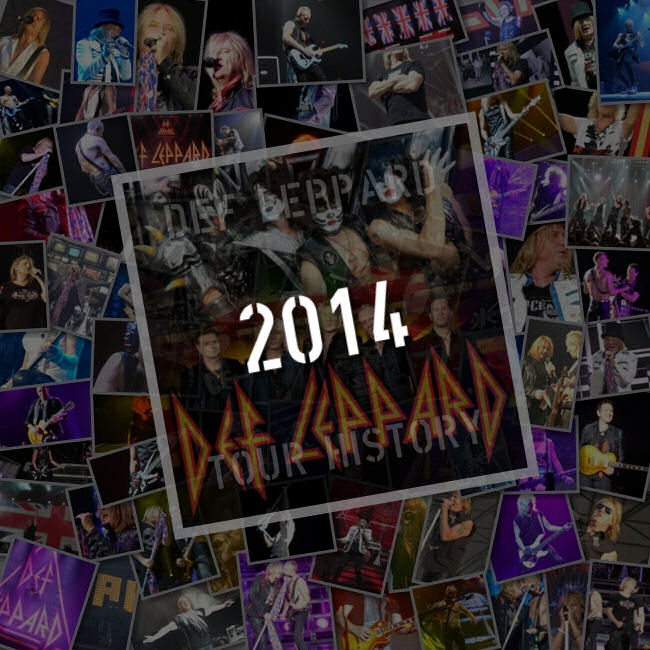 Songs Played 2014