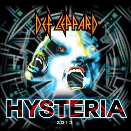 Hysteria (2013 Re-Recorded Version).