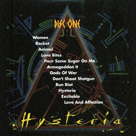 Hysteria 30th Anniversary Edition 2017.