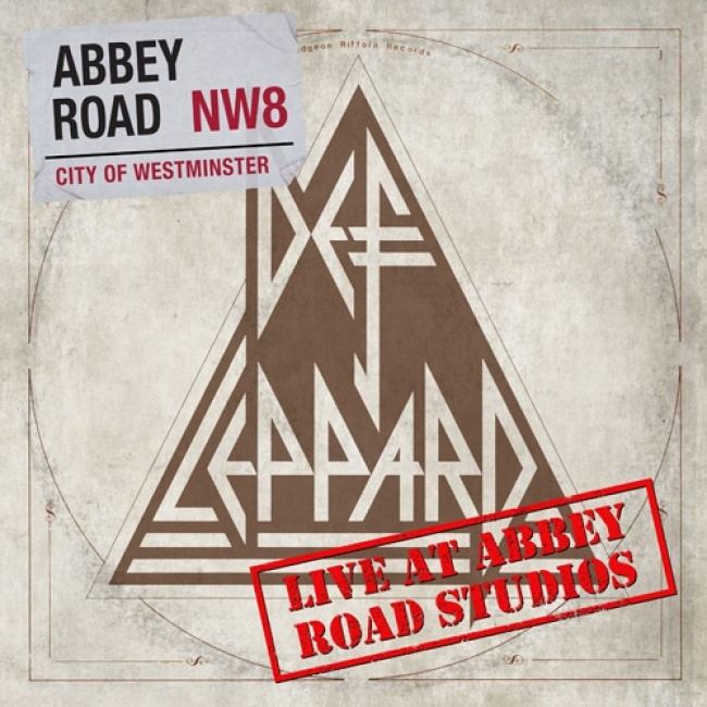 Live At Abbey Road Studios 2018.