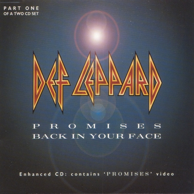 Promises/Back In Your Face 1999.