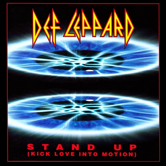 Stand Up (Kick Love Into Motion) 1992.