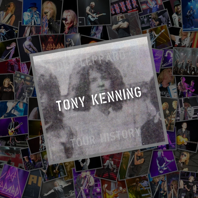 Tony Kenning Drums