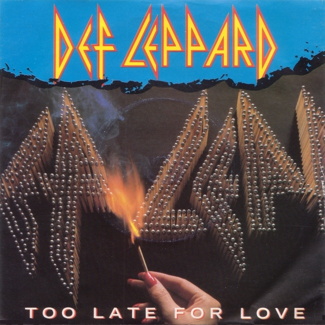 Too Late For Love 1983.