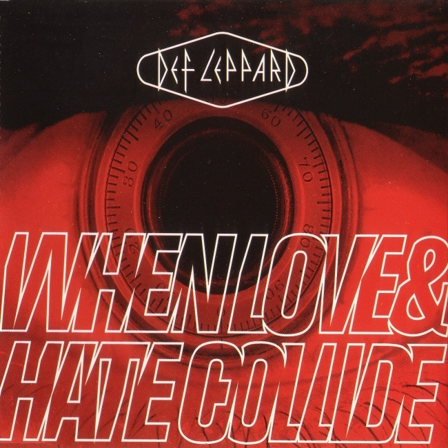 When Love And Hate Collide 1995.