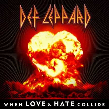 When Love & Hate Collide 2013.
